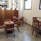 Cafetería del tanatorio de Muro